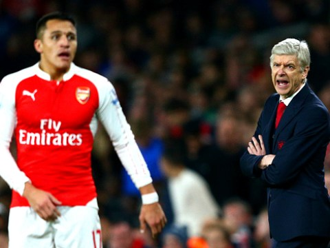 Arsenal boss Arsene Wenger ready to drop Alexis Sanchez