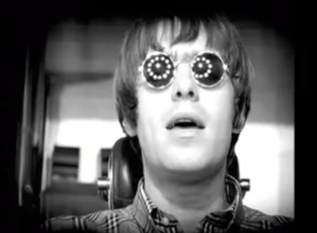 Wonderwall by Oasis has been deemed the Best British Song Of All Time in a poll (Picture: YouTube)