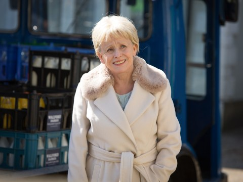 Barbara Windsor couldn't speak after filming Peggy Mitchell's death in EastEnders