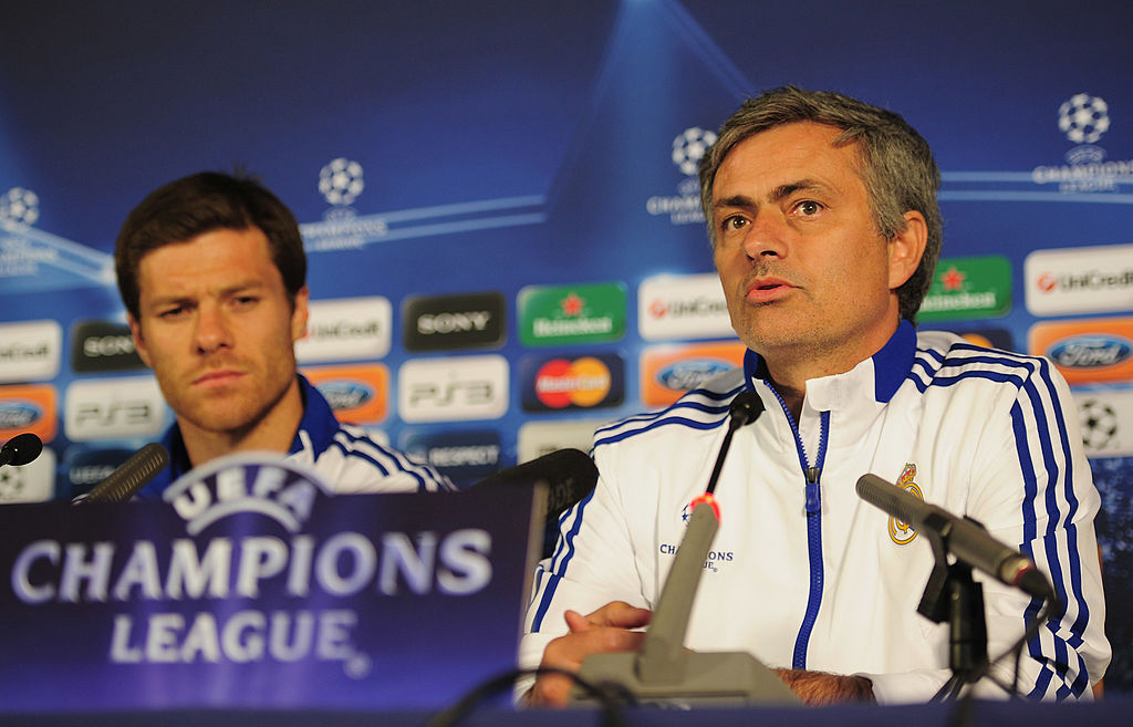 Liverpool legend Xabi Alonso reveals what it's like to be managed by Jose Mourinho