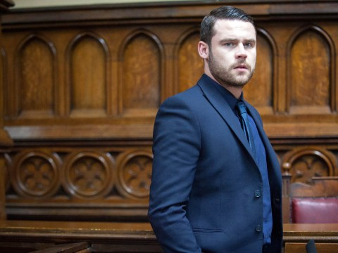 Emmerdale stars Danny Miller and Ryan Hawley reveal Gordon and Aaron Livesy trial twists
