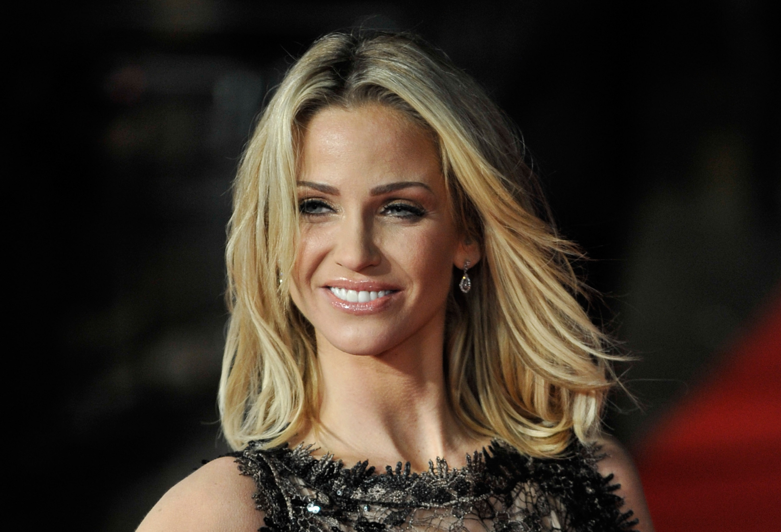 Sarah Harding is not having the best time lately (Picture: Gareth Cattermole/Getty Images)