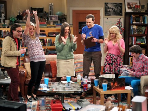 The Big Bang Theory stars 'agree to a pay cut' just like the Friends cast did back in the day