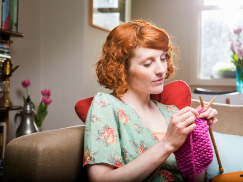 20 reasons you should learn to knit