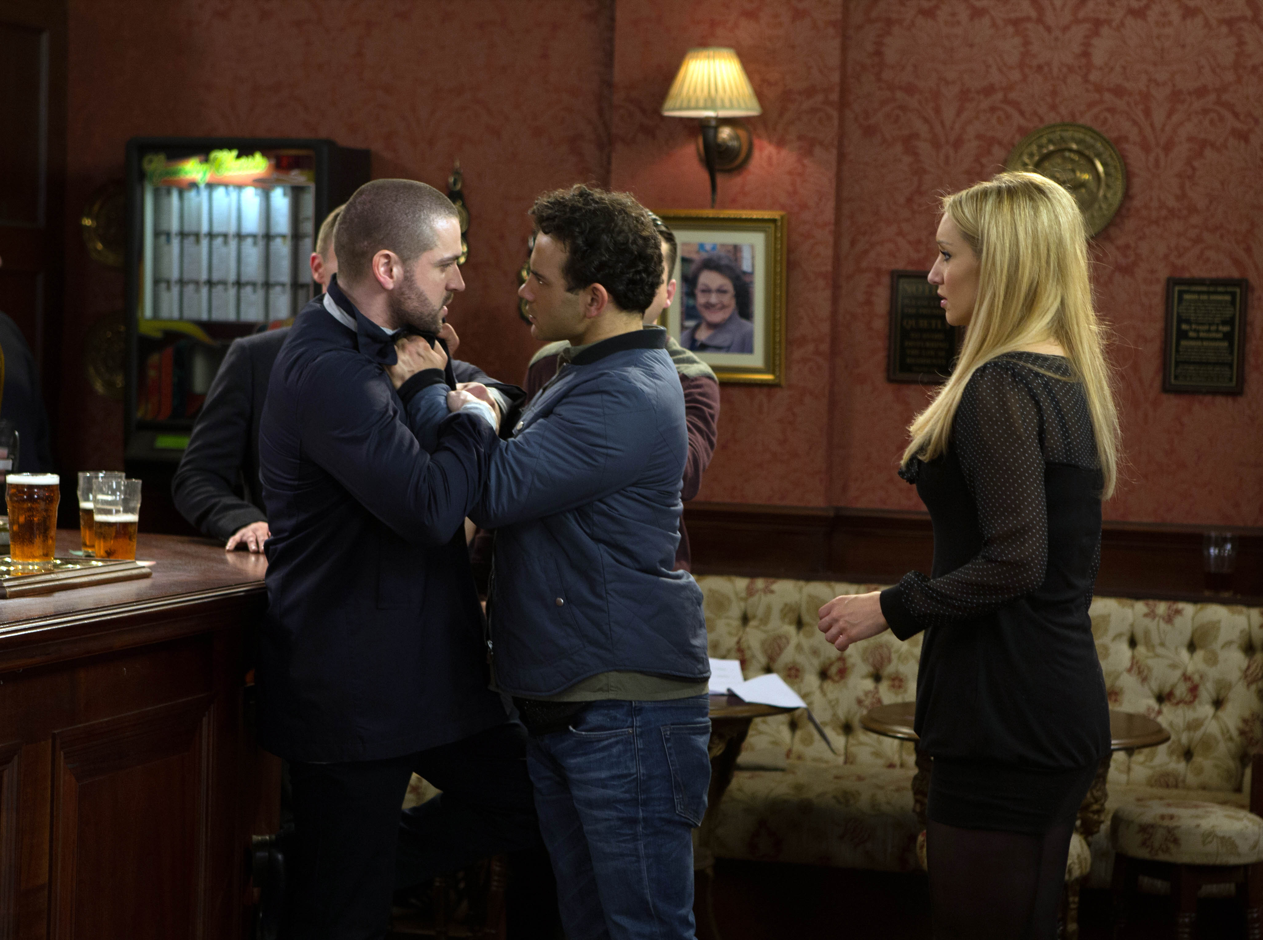 Who is jason out of coronation street dating