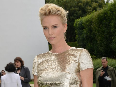 Here's our first look at Charlize Theron as the villain in Fast 8