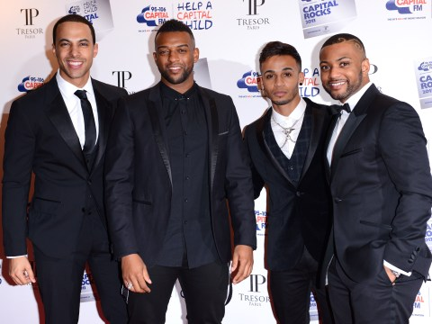Could JLS be reuniting? The lads head back into the studio to record new music