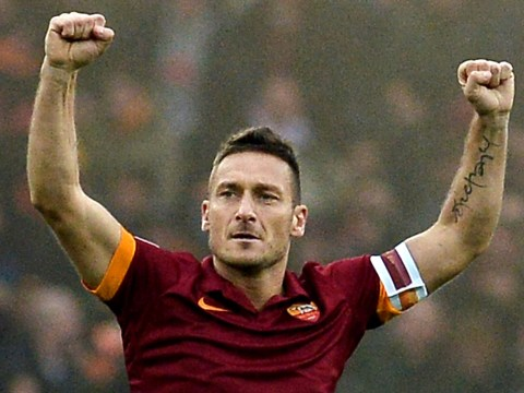AS Roma preparing to offer 39-year-old Francesco Totti a shock one-year contract extension