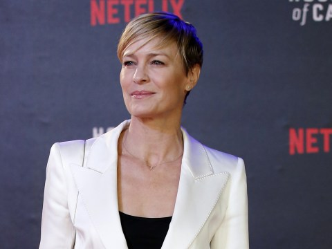 Robin Wright to star in Harrison Ford's Blade Runner sequel