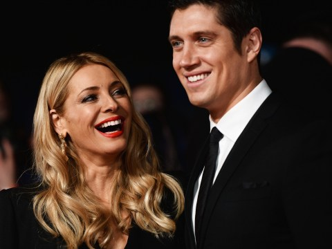 Tess Daly posts first snap from THAT 'make or break' holiday she took with Vernon Kay