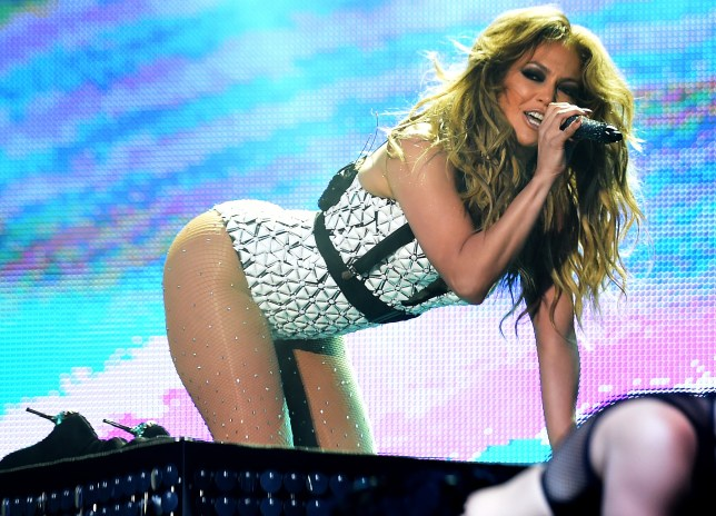 Jennifer Lopez has smashed Vegas records with her All I Have residency (Picture: should read FADEL SENNA/AFP/Getty Images)