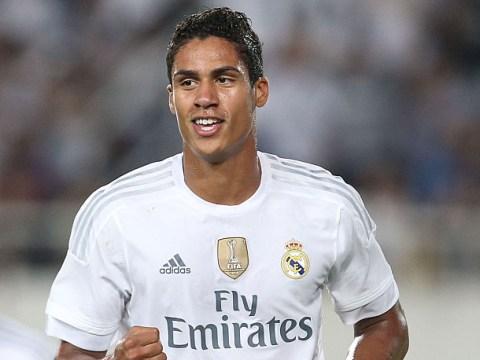 Man United target Raphael Varane hints he's unhappy at Real Madrid