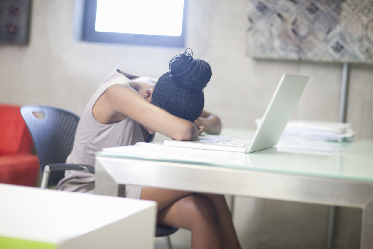23 workplace moments that are tough for people with anxiety