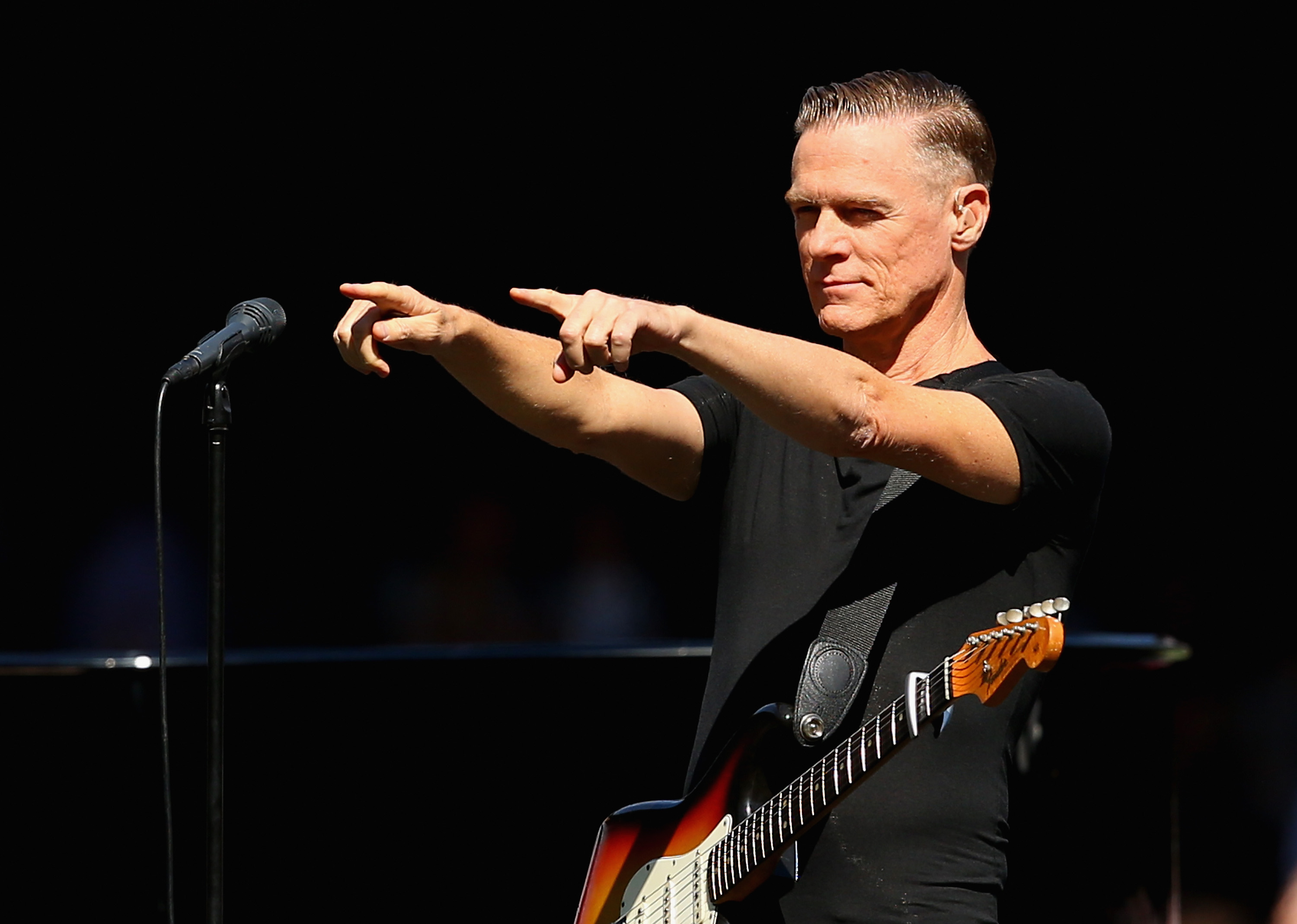 Bryan Adams cancels Mississippi performance because of state's anti-gay laws