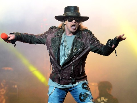 Guns N' Roses detained at the Canadian border for gun possession