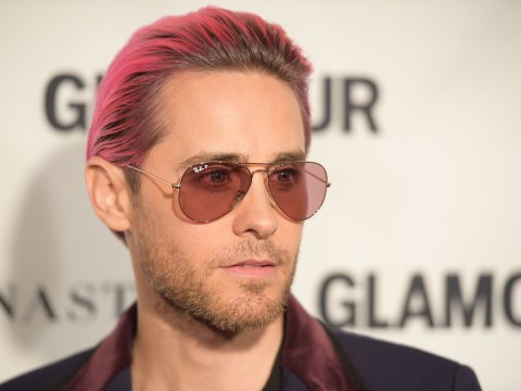 Jared Leto's Joker from Suicide Squad gets even more terrifying on Snapchat