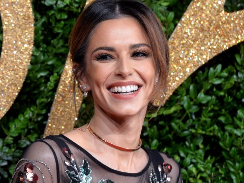 She must be feeling the love! Cheryl F-V has got herself a brand new tattoo