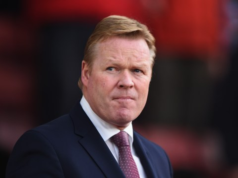 Southampton's Ronald Koeman says smartphone generation players having to re-learn communication