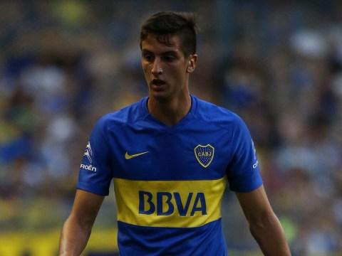 Arsenal tracking Boca Juniors midfielder Rodrigo Bentancur