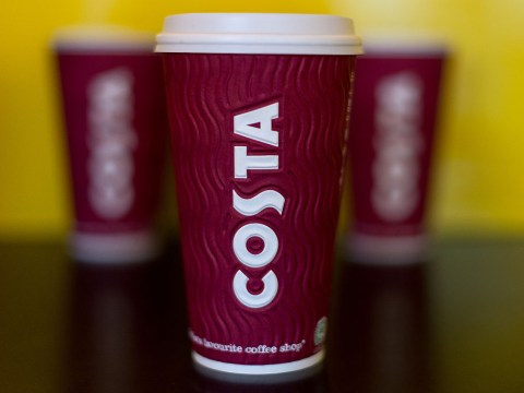 Costa Express forced to admit that its large latte doesn't actually contain an extra shot