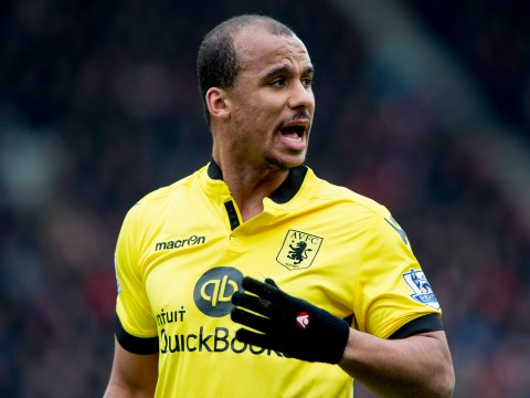 Gabriel Agbonlahor suspended by Aston Villa after laughing gas incident