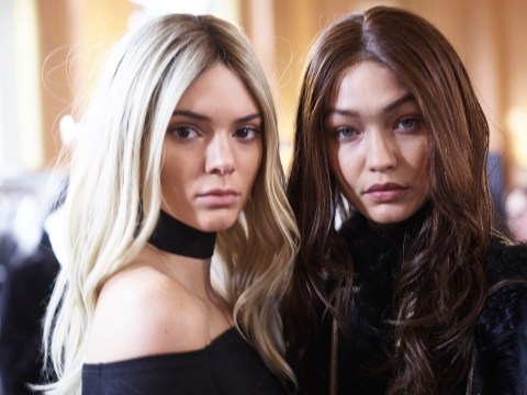 People can't stop trolling Vogue over this tweet about Gigi Hadid and Kendall Jenner