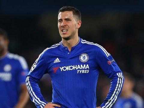 Chelsea boss Guus Hiddink assures fans Eden Hazard is staying amid transfer rumours