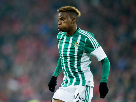 Chelsea wonderkid Charly Musonda set to remain on loan at Real Betis