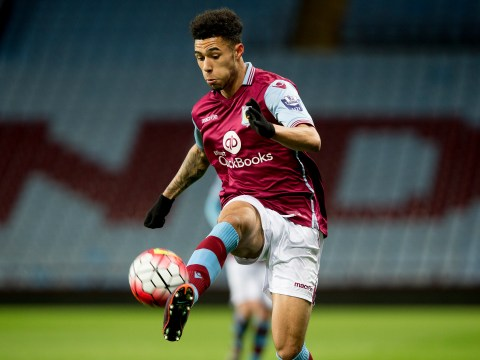 Could Arsenal sign Aston Villa wonderkid Andre Green in the summer transfer window?