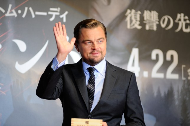 Leonardo DiCaprio used to eat lunch with his teachers, apparently (Picture: Getty Images)