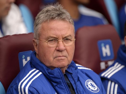 Chelsea boss Guus Hiddink to play youngsters for the rest of the season