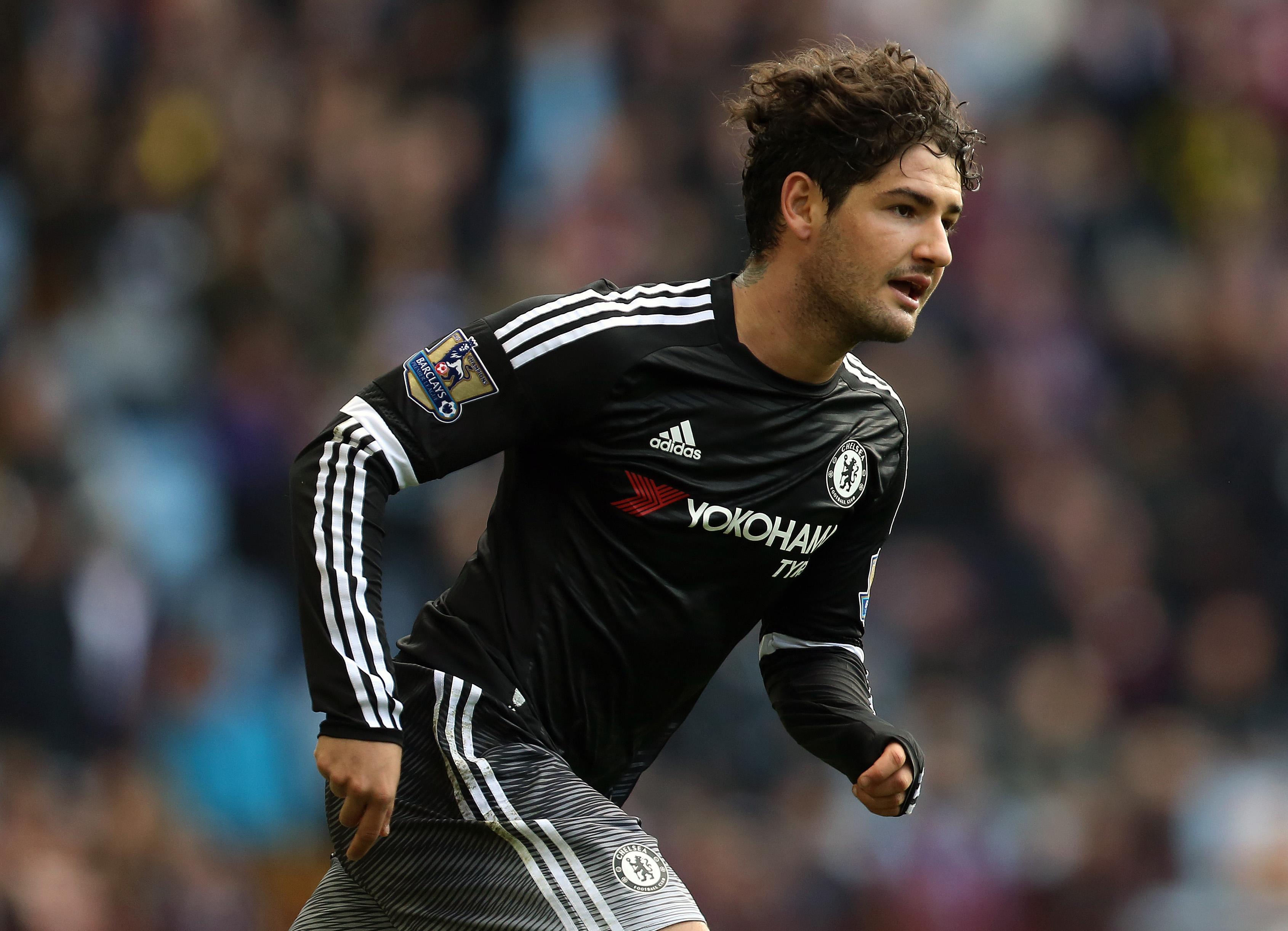 Antonio Conte could make Alexandre Pato's Chelsea transfer permanent