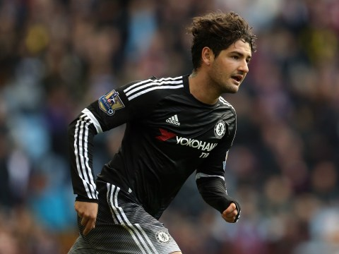 Antonio Conte could make Alexandre Pato's Chelsea transfer permanent