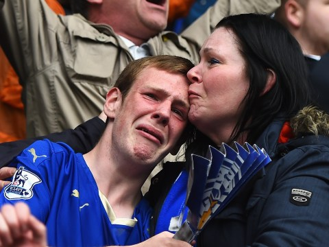 Leicester fan backs his team to win the Premier League in August…but only makes 45p!