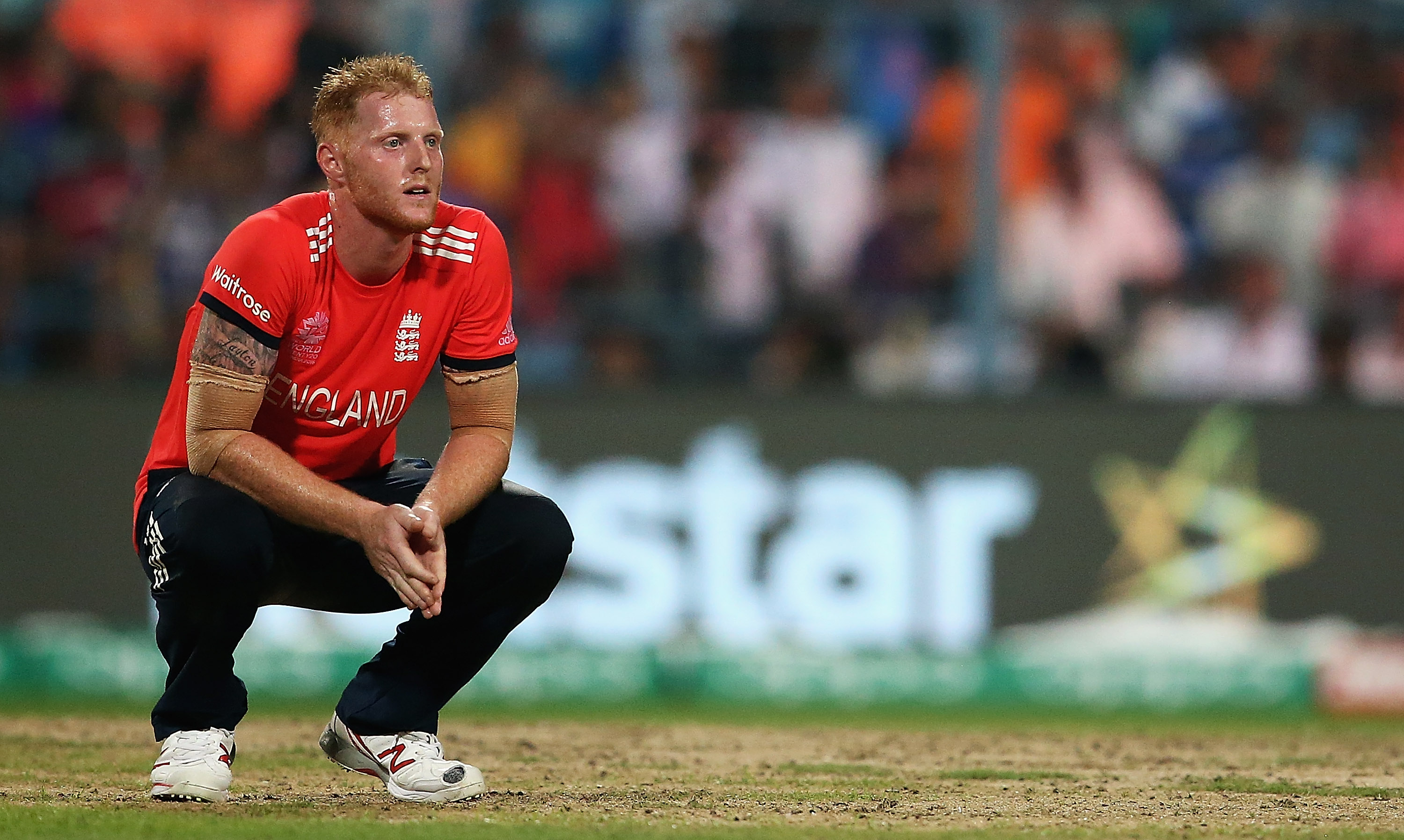 In Pictures: England cricket team lose T20 Cricket World Cup to the West Indies by four wickets