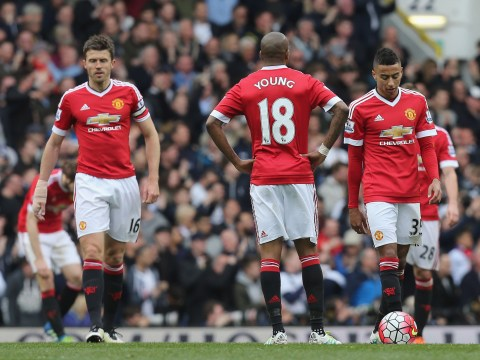 Five things we learned from Manchester United's 3-0 defeat to Tottenham Hotspur