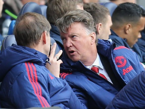 Louis van Gaal rows with Manchester United players after Tottenham Hotspur defeat