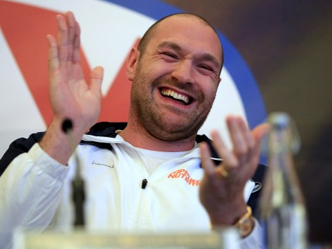 Tyson Fury taunts Anthony Joshua ahead of potential super fight