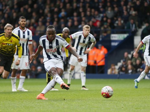 Tottenham Hotspur would lead race for Saido Berahino transfer, admits Stoke boss Mark Hughes
