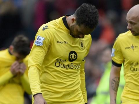 Paul McGrath labels Joleon Lescott 'a slime bag' after Aston Villa's relegation from the Premier League