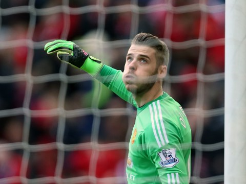 Why David de Gea could be about to break a Manchester United record