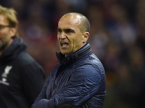 Time to go! Everton must sack Roberto Martinez after Anfield humiliation