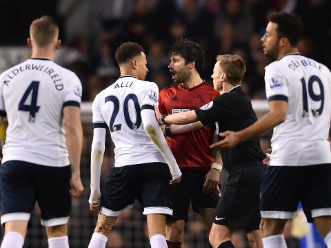 Tottenham Hotspur's Dele Alli must learn to control his temper to avoid becoming the new David Beckham