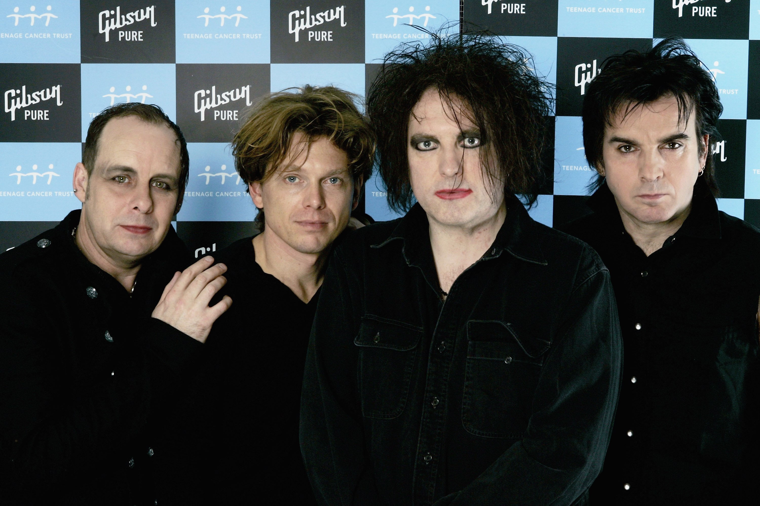 Someone's created a singalong guide to buying albums by The Cure