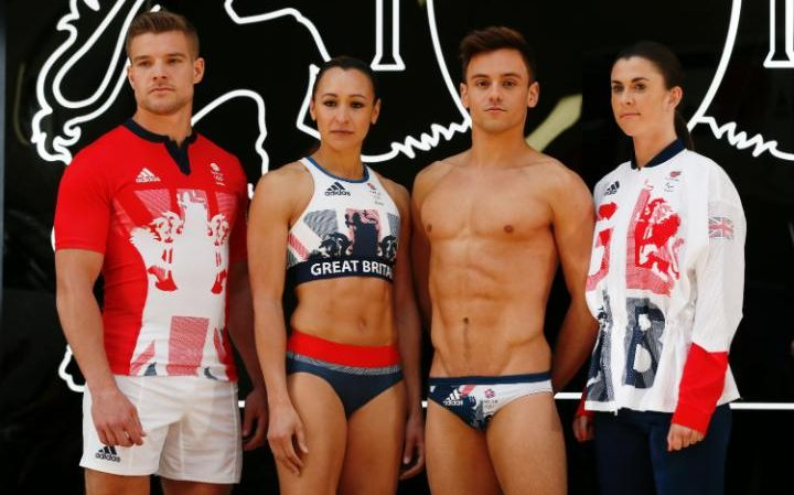 Pictures: Team GB unveil kits for Rio Olympic Games designed by Stella McCartney