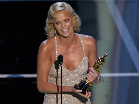 Charlize Theron says it's hard in Hollywood for 'pretty' actresses