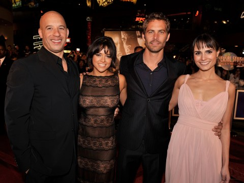 Michelle Rodriguez admits she's 'jealous' Paul Walker died before she did
