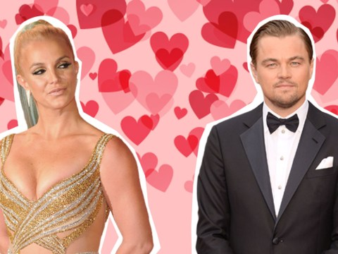 Is Britney Spears trying to get a date with Leonardo DiCaprio?