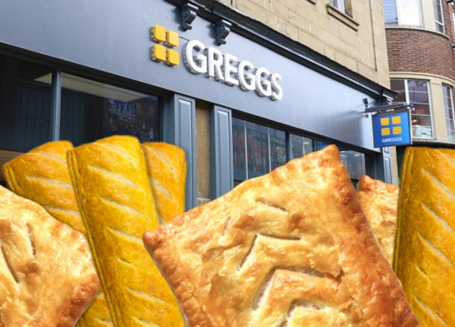 At last - All of Greggs' pasties ranked from worst to best  Greggs