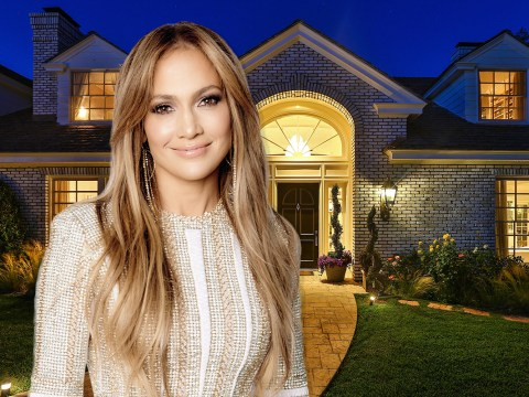 Check out Jennifer Lopez's California crib which could now be yours for a cool £9million
